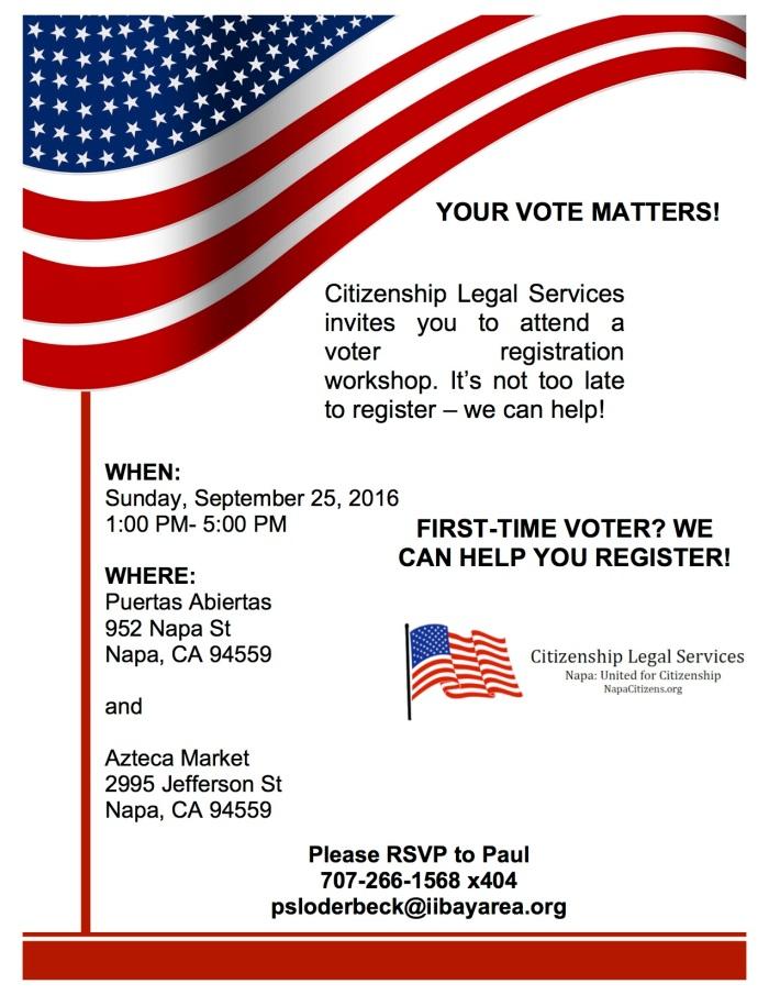 Voting Event Flyer-EN